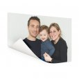 Foto op poster gezin