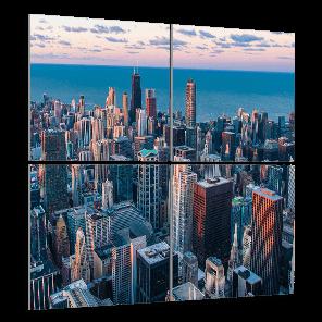 Foto op meerdere squares prijzen